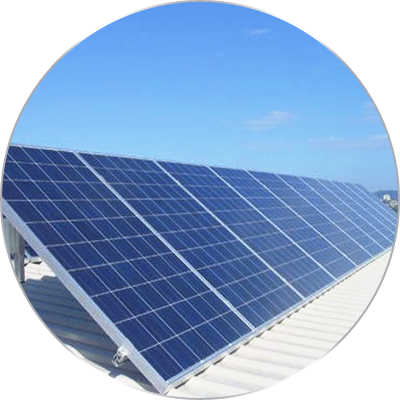 Equipment of Solar Power systems