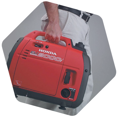Portable generators in Dubai