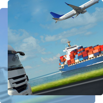 Work with freight forwarding company